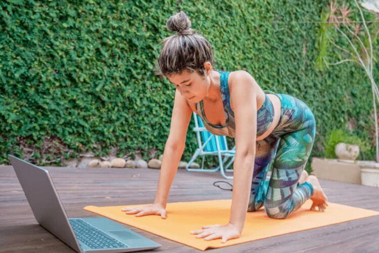 yoga ve skolyoz